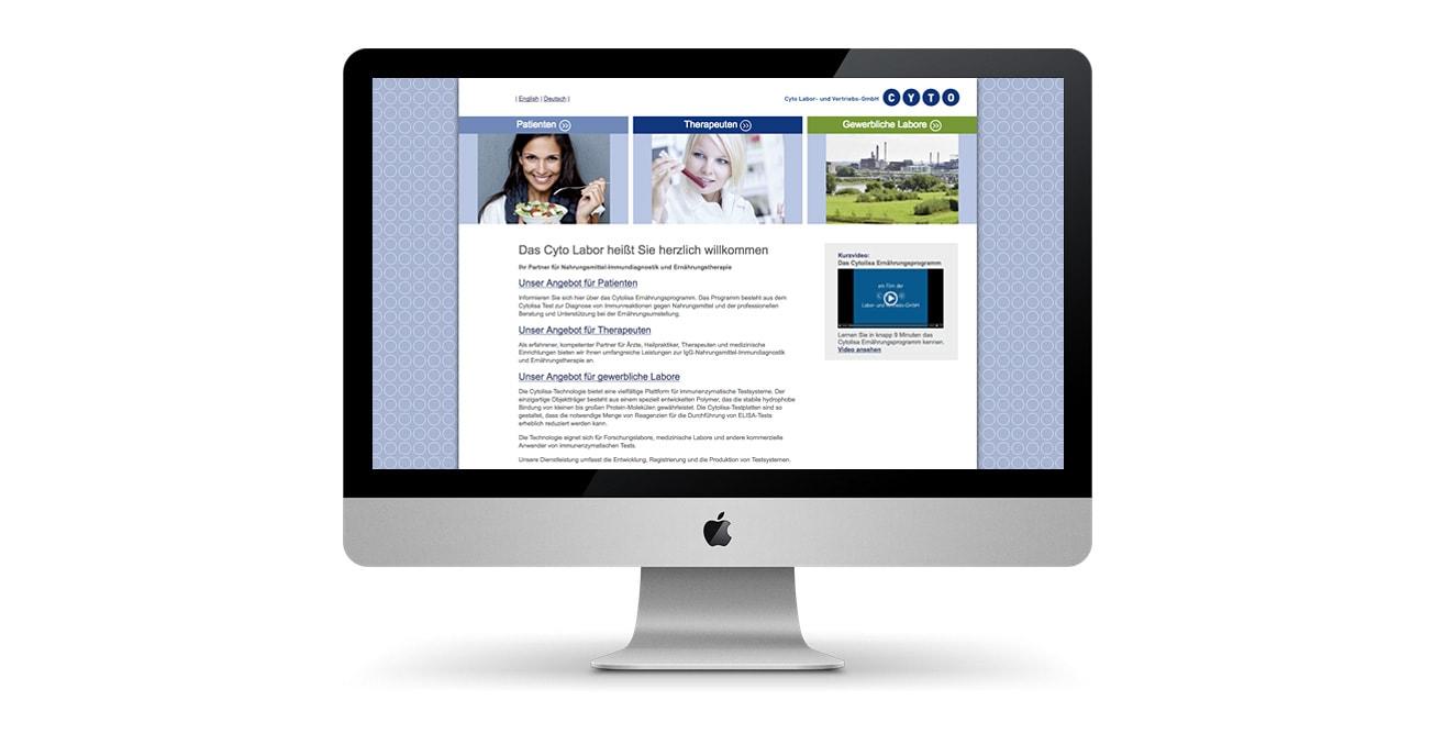 Cyto_Webseite